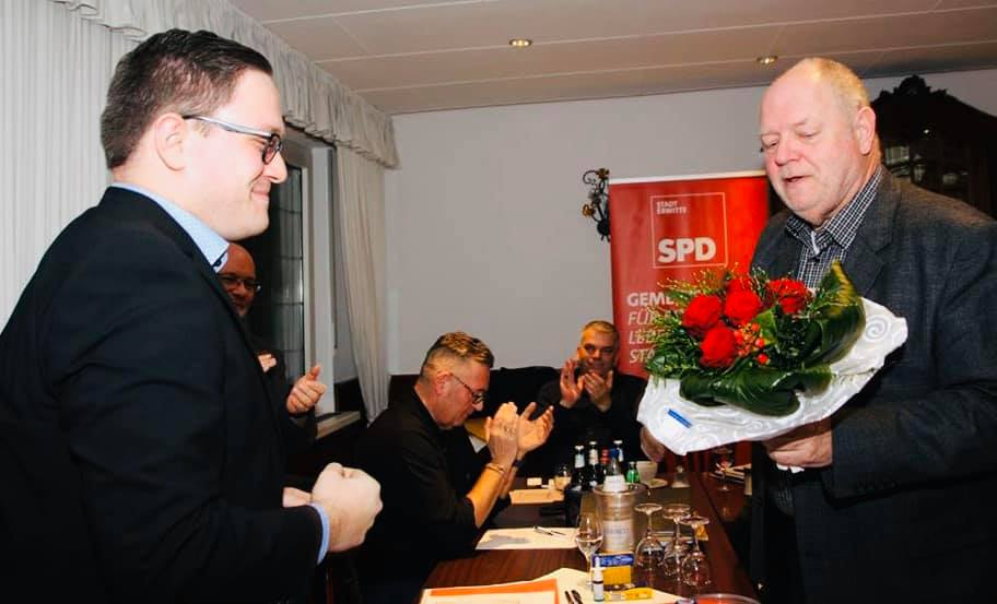 Besuch vom Minister Laumann