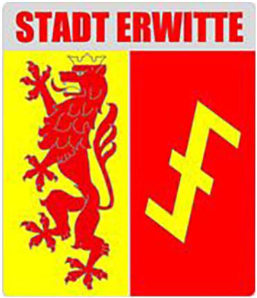 Jedermann Wappen Erwitte